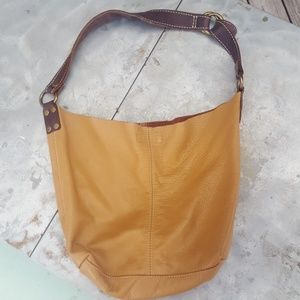 Lucky brand purse tote